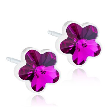 Flower 6mm Medical Plastic