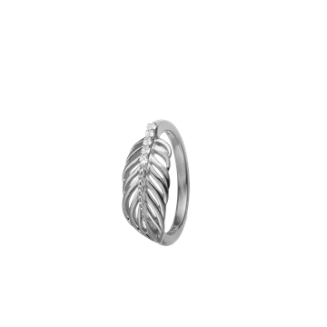 Christina Jewelry & Watches - Feather Ring - Sølv