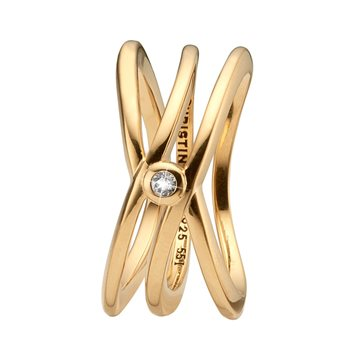 Christina Jewelry & Watches - My One And Only Ring - forgyldt sølv 800-5.4.B