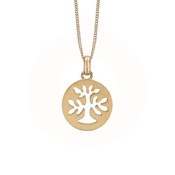 Christina Jewelry & Watches - Plant a Tree Vedhæng - forgyldt 680-G75