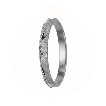 Christina Jewelry & Watches - Mountains Ring - sølv 800-1.14.A
