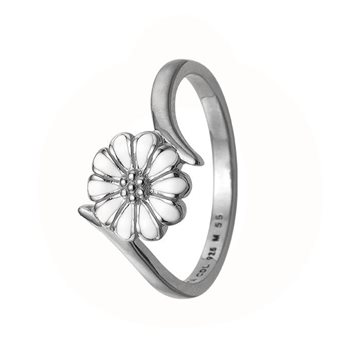Christina Jewelry & Watches - Marguerite Power Ring - sølv 800-2.22.A