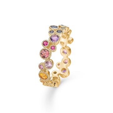 Mads Ziegler - Luxury Rainbow Ring